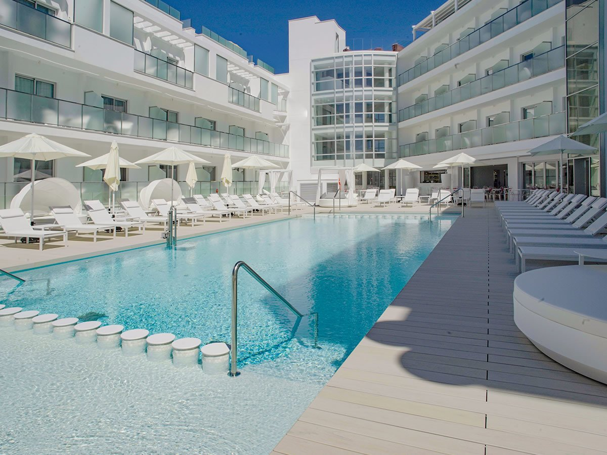 Hotel Five Flowers Official Web 5 Star Hotel In Formentera